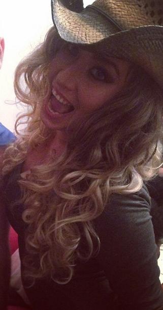 Sexy Becca cowgirl